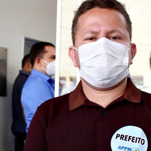 Novinho será empossado prefeito de Francisco Macedo pela primeira vez e vai assumir junto com Odair