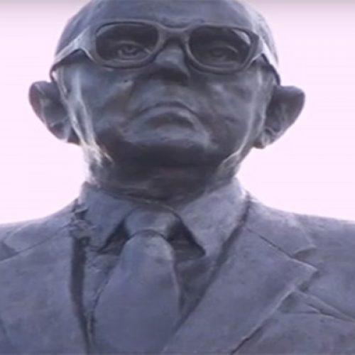 MP recomenda demolição imediata de busto do ex-governador Alberto Silva em Teresina