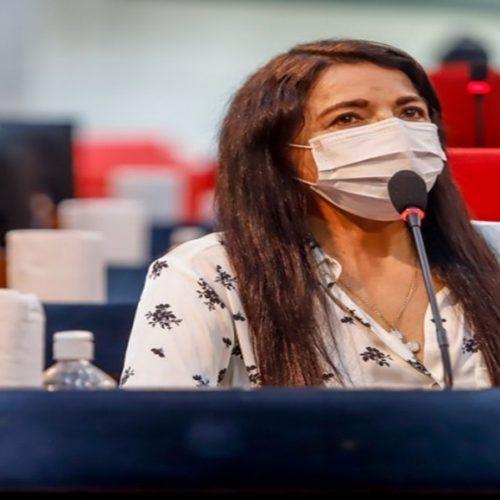 Deputada Teresa Britto propõe Semana de Combate à Tuberculose
