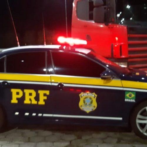 Homem é autuado pela PRF em Geminiano após tentar se passar por outra pessoa que havia se envolvido em acidente