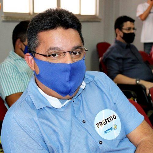 Eleito prefeito de Marcolândia, Dr. Corinto participa de evento da APPM e diz que vai administrar com amor e respeito ao povo