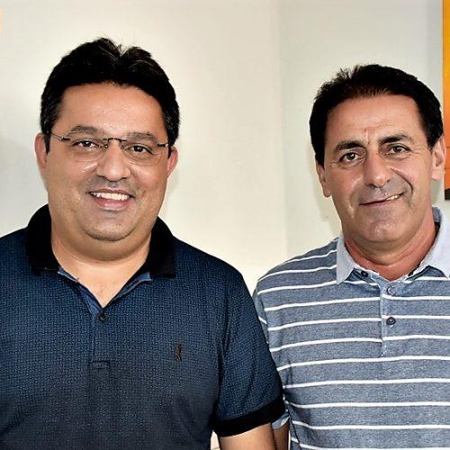 Dr. Corinto Matos e Valmir de Juracy divulgam programação de posse em Marcolândia. Veja!