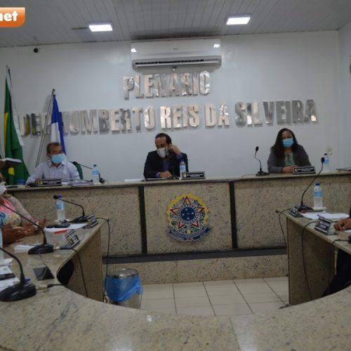 Câmara de Jaicós aprova projeto que estima a receita e fixa a despesa do município para exercício financeiro de 2021
