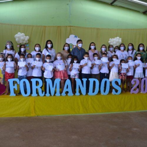 Secretaria de Educação de Vera Mendes homenageia os Doutores do ABC