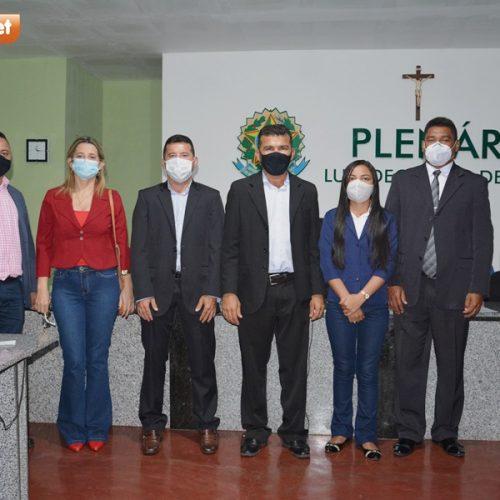 Câmara de Patos do Piauí aprova oito Projetos e encerra ano legislativo