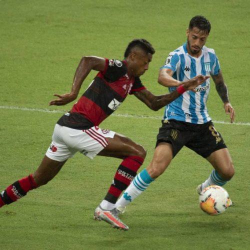 Flamengo perde nos pênaltis para o Racing e está fora da Libertadores
