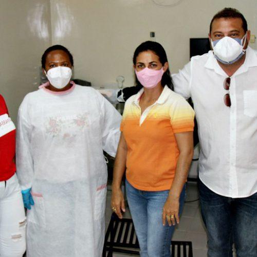 VILA NOVA | Saúde realiza ações da campanha Novembro Azul