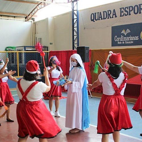 PICOS | IMH promove encontro celebrativo para alunos do 1º ano; veja fotos