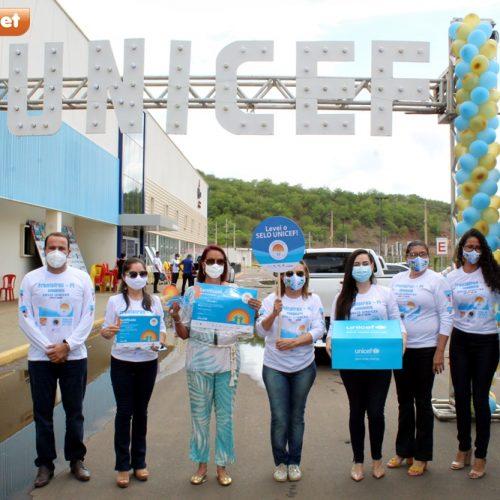 Veja as fotos da premiação do Selo Unicef em Picos – Álbum I