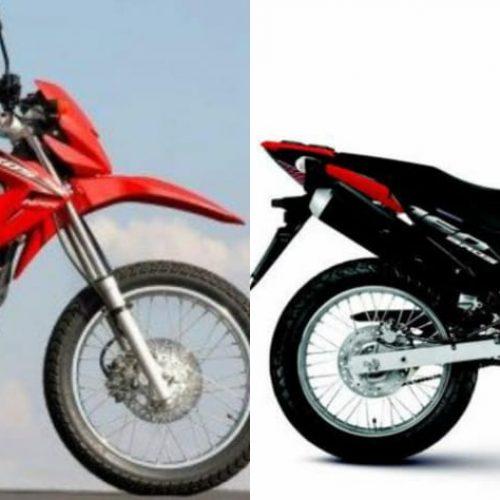 Duas motos são furtadas no centro de São de Julião