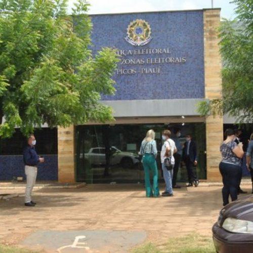 Oposição pede a anulação da eleição em Dom Expedito Lopes por suposta compra de voto