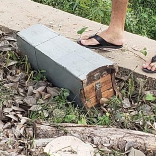 Homem tenta furtar cofre de igreja no Piauí e é perseguido por padre