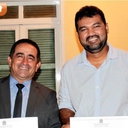 Eleito prefeito de Fronteiras pela 3ª vez, Eudes Ribeiro será empossado sexta-feira (01). Veja programação!