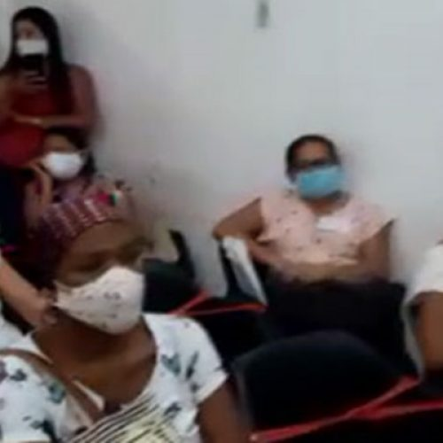 Vídeo mostra drama de pacientes oncológicos à espera de radioterapia no Piauí