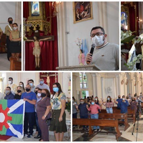 130 ANOS | Gestão municipal celebra aniversário de Picos com missa matutina