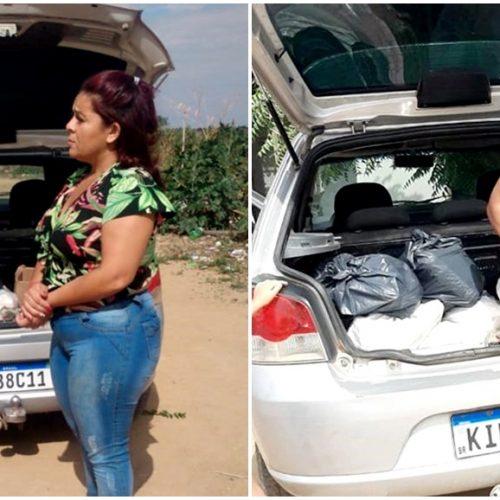 Grupo de amigos distribui cestas básicas para famílias carentes em Marcolândia