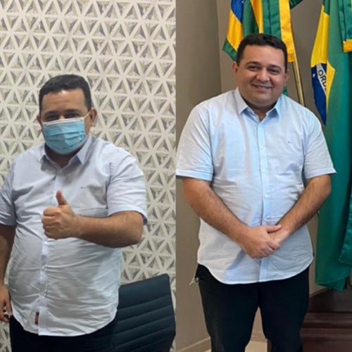 Prefeito Toninho costura chapa com  PSD, PP, MDB e PT pela presidência da APPM