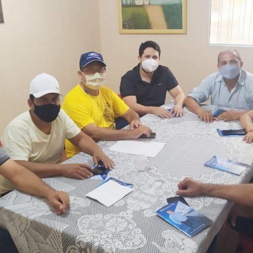 Grupo da situação escolhe Chaguinha para disputar presidência da Câmara de Picos