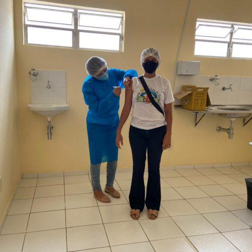 Prefeitura de Campo Grande do PI realiza segunda etapa de vacinação contra a Covid
