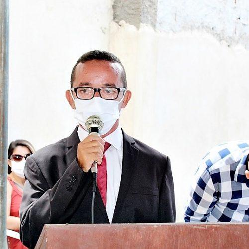 Empossado vereador em Santo Antônio de Lisboa, Chico Paulo é eleito presidente da Câmara Municipal; fotos