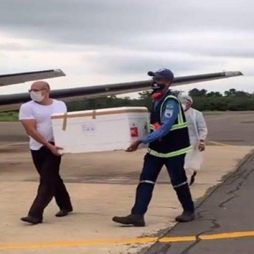 Aeroportos e aeródromos de 7 cidades do Piauí são mobilizados para receber a vacina