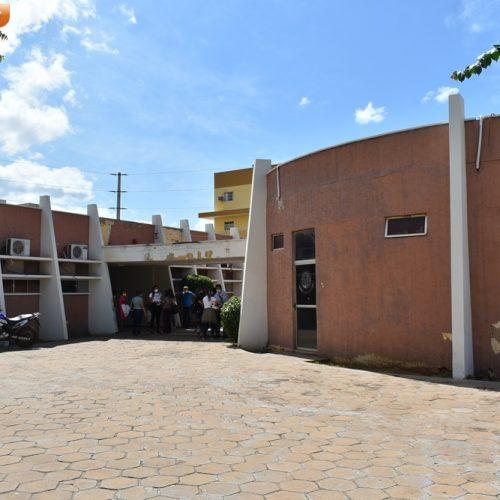 Câmara Municipal de Picos passa por reforma