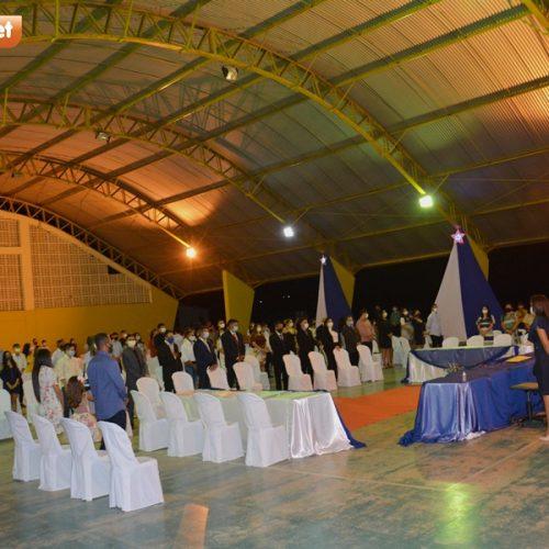 Veja as fotos da posse de Ademar e Tico em Belém do Piauí