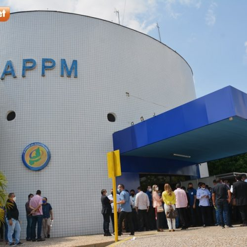 Confira as fotos da eleição da APPM em Teresina