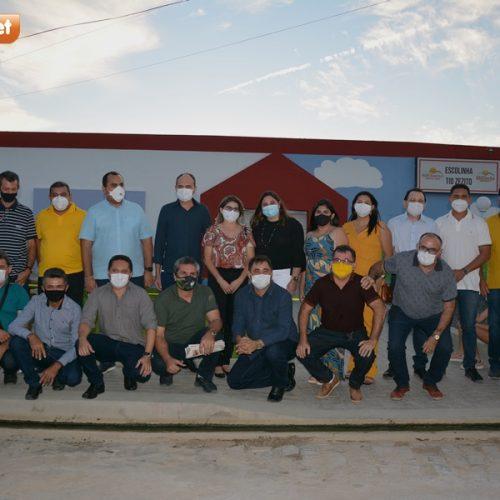 PADRE MARCOS 57 ANOS | Veja as fotos de inaugurações de obras e entrega de veículos