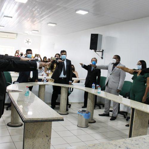FOTOS | Solenidade de posse dos vereadores eleitos em Jaicós