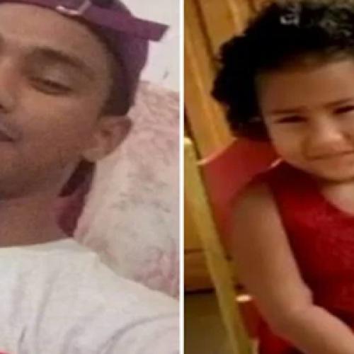 Pai e a filha de 4 anos são mortos com tiros na cabeça