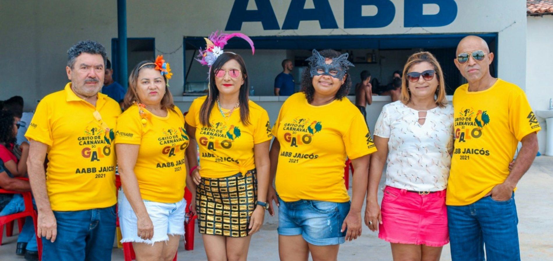 FOTOS | 1º Grito de Carnaval na AABB de Jaicós