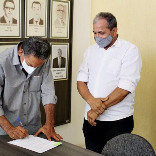 Vereador Dedé Monteiro assume Secretaria de Serviços Públicos de Picos