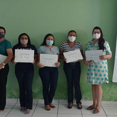 SÃO JULIÃO | Educação participa de capacitação sobre 'Gestão e Aprendizagem em Tempos de Covid-19'