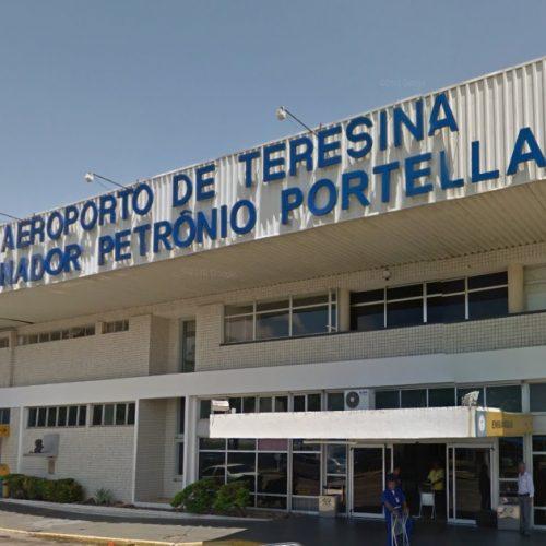 Aeroporto de Teresina é arrematado em lote de R$ 754 milhões