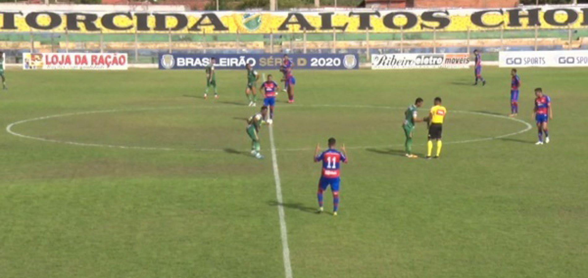Altos derrota o Marcílio Dias e consegue o acesso à Série C do Brasileirão; confira!