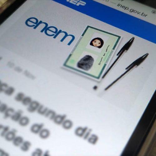 Inep publica edital do Enem; inscrições começam dia 30 de junho