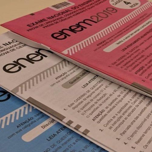 MEC divulga respostas oficiais de provas impressas do 1º e 2º dia do Enem 2020