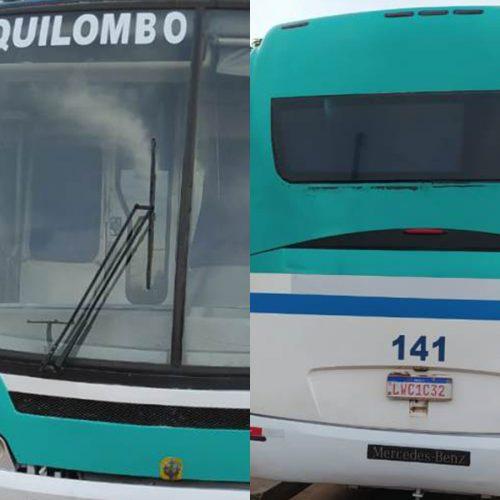 Passageiros de ônibus vivem momentos de terror em assalto no Piauí; veículo foi abordado com tiros