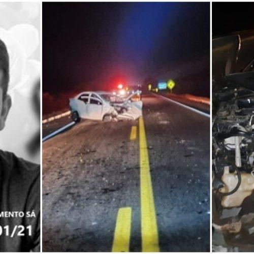 Servidor da Prefeitura de Picos morre em grave acidente no Rio Grande do Norte