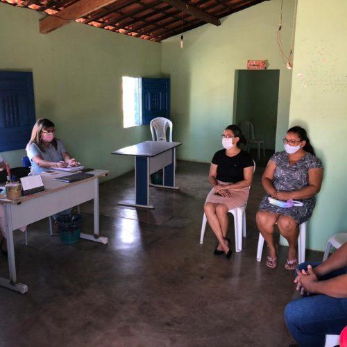 VERA MENDES | Secretaria de Assistência Social se reúne com Conselho para planejar ações da pasta