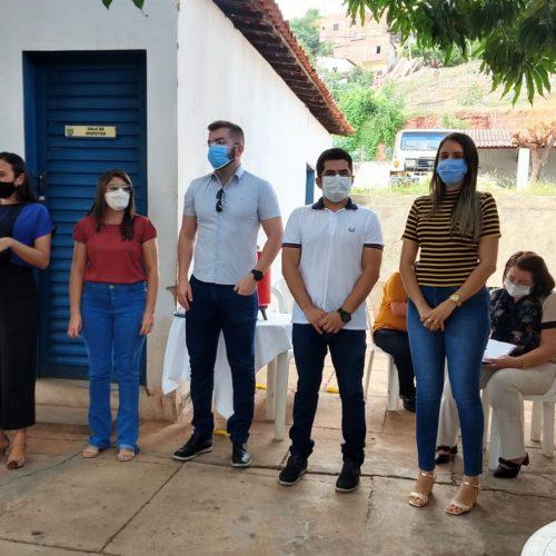 Secretária de Saúde de Massapê do Piauí é eleita coordenadora da CIRdo Vale do Guaribas