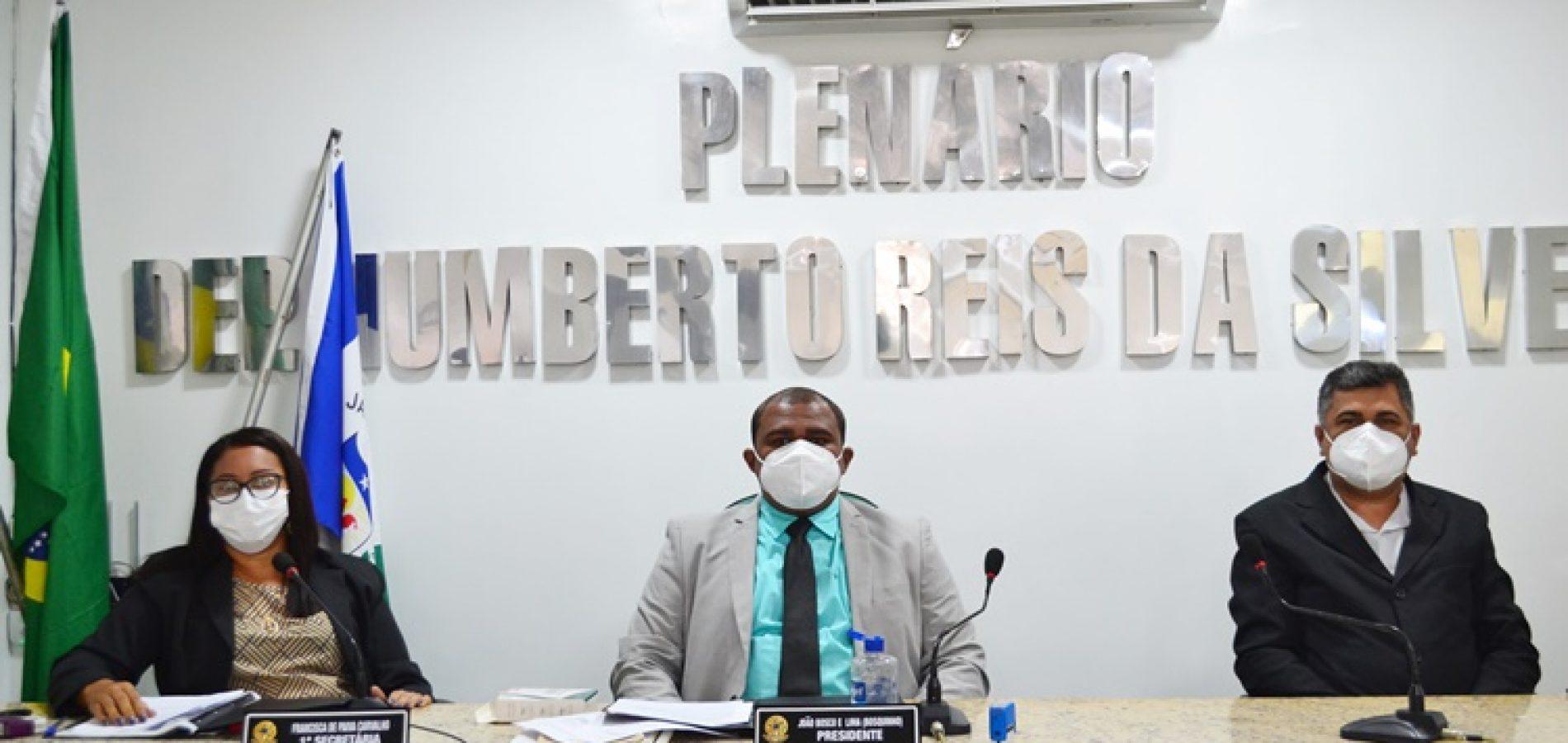 Câmara Municipal de Jaicós divulga pauta da sessão desta sexta (05); confira!