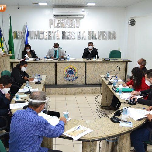 Câmara de Jaicós elege comissões permanentes e aprova novo horário para realização das sessões