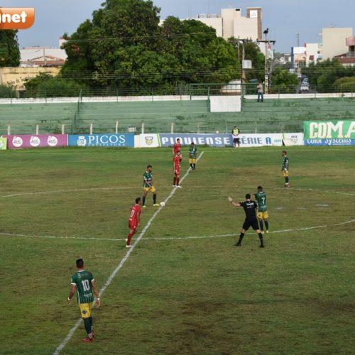 Federação de Futebol do Piauí confirma jogos do Piauiense 2021