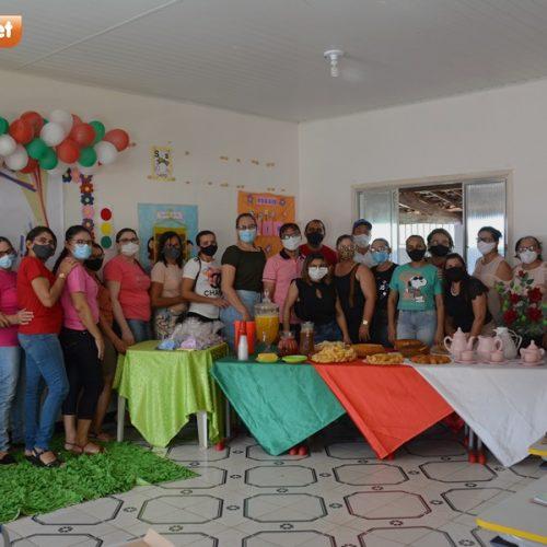 JACOBINA   Secretaria de Educação promove semana pedagógica em escolas da rede municipal