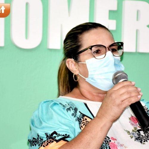 Saúde de Marcolândia promove ação virtual e chama atenção para o combate à obesidade