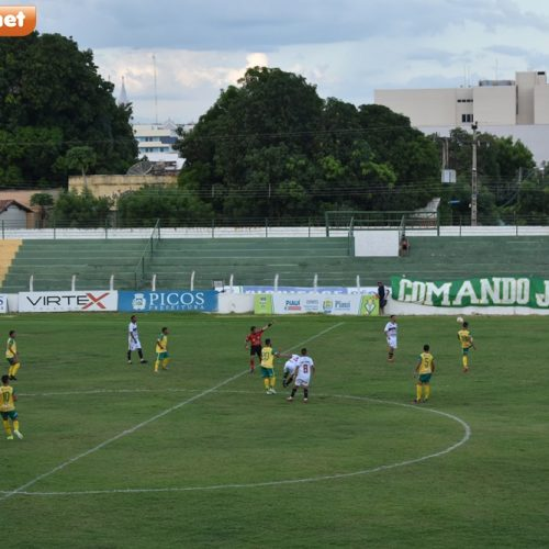 SEP perde a segunda seguida no Campeonato Piauiense