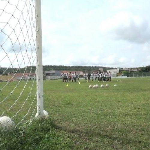 Federação Piauiense de Futebol realiza vistoria no Estádio Helvídio Nunes de Barros