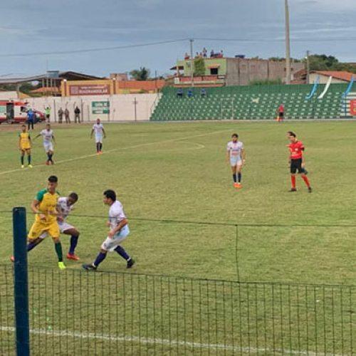 Em casa, Parnahyba vence Picos em abertura do Piauiense